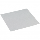 Pre-Cut Squares Tear Away TCT 40 - White