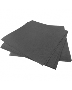 Pre-Cut Squares Tear Away TCT 40 - Charcoal OUT OF STOCK