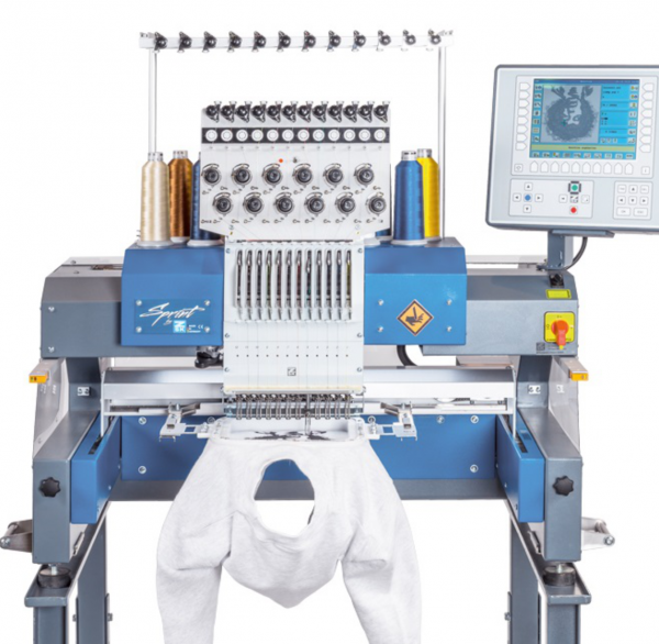 spring 6 embroidery machine